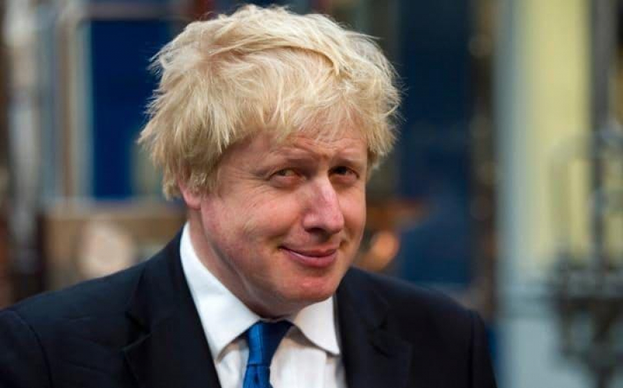 Boris Johnson, favorit în cursa spre Downing Street