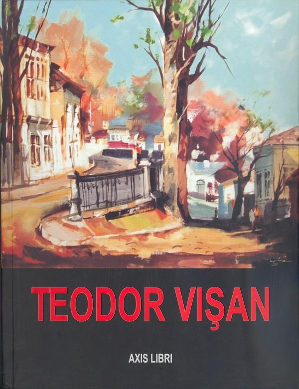 Album de artă dedicat pictorului Teodor Vişan