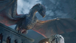 """Game of Thrones"" revine cu cel mai mare dragon"