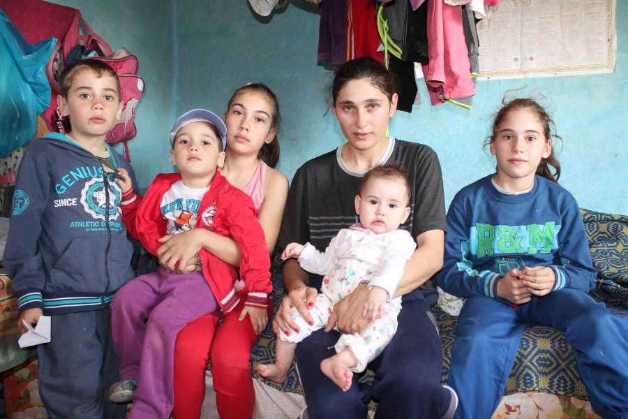 Familia poveste pentru copii