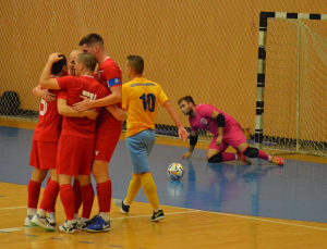 FUTSAL | United, victorie categorică