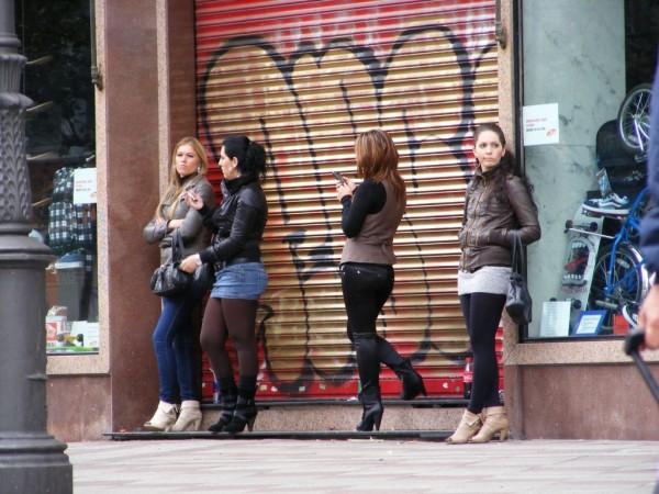 Из березани праститутки
