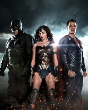 Batman vs Superman, un altfel de film cu super-eroi