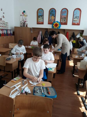 Afterschool cu voluntariat la Şcoala nr. 10