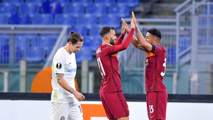 CFR Cluj - AS Roma, în grupele Europa League - Viaţa ...