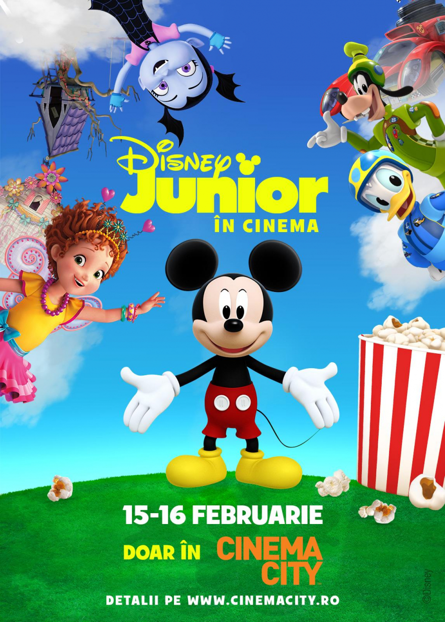 Disney Junior în Cinema