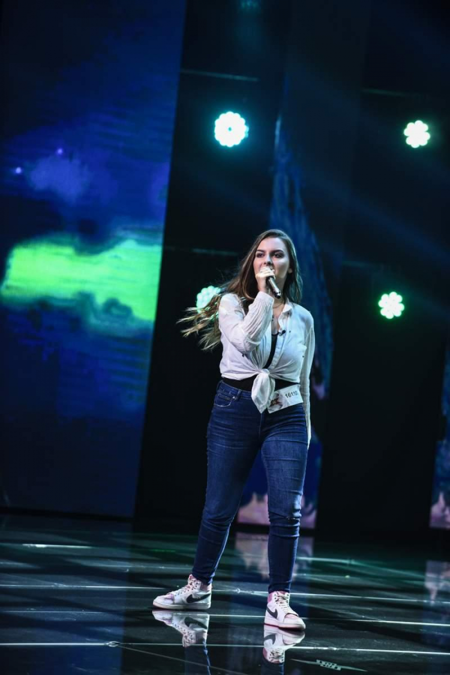 Diana Zaharia, voce de finală X Factor (VIDEO)